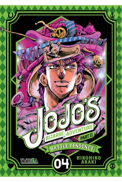 JOJO'S BIZARRE ADVENTURE PARTE 2: BATTLE TENDENCY