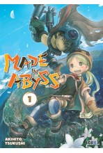 MADE IN ABYSS 01 (COMIC)