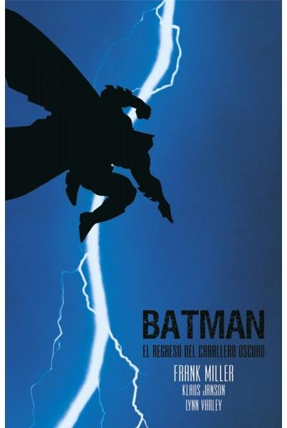 BATMAN: EL REGRESO DEL CABALLERO OSCURO (EDICIÓN DELUXE) (2ª EDICIÓN)