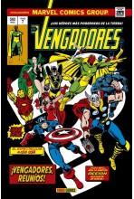 LOS VENGADORES 07. ¡VENGADORES REUNIOS! (MARVEL GO