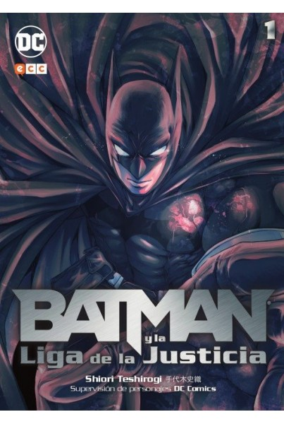 BATMAN Y LA LIGA DE LA JUSTICIA #01 (2ª EDICIÓN)