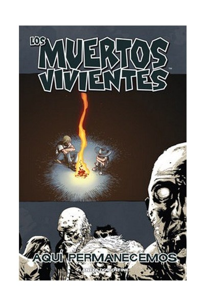 LOS MUERTOS VIVIENTES Nº09/32
