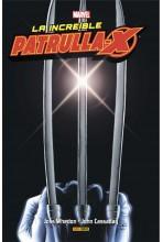 LA INCREÍBLE PATRULLA-X #01