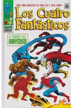 LOS 4 FANTASTICOS: A TRAVES DEL UNIVERSO (MARVEL G