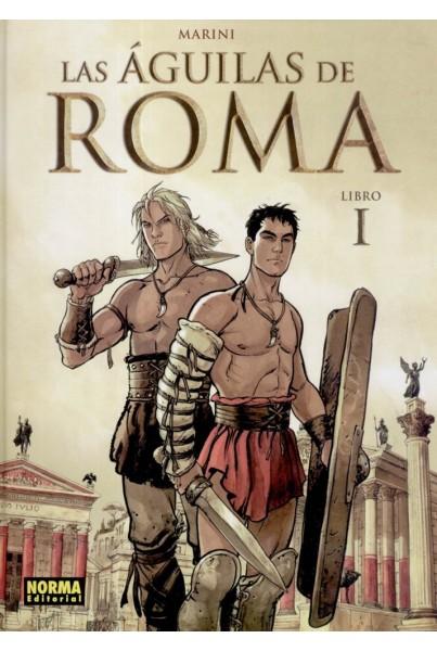 LAS ÁGUILAS DE ROMA 01