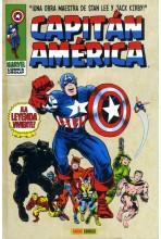 MARVEL GOLD. CAPITÁN AMÉRICA 01: ¡LA LEYENDA VIVIENTE!