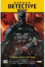 BATMAN DETECTIVE COMICS #02: EL SINDICATO DE VÍCTIMAS