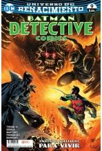 BATMAN: DETECTIVE COMICS #09 (RENACIMIENTO)