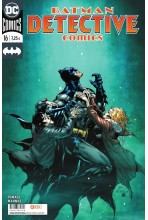 BATMAN: DETECTIVE COMICS #16