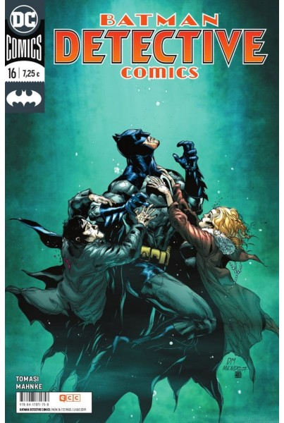BATMAN: DETECTIVE COMICS #16
