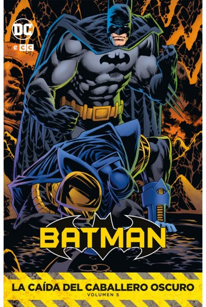 BATMAN: LA CAÍDA DEL CABALLERO OSCURO #05
