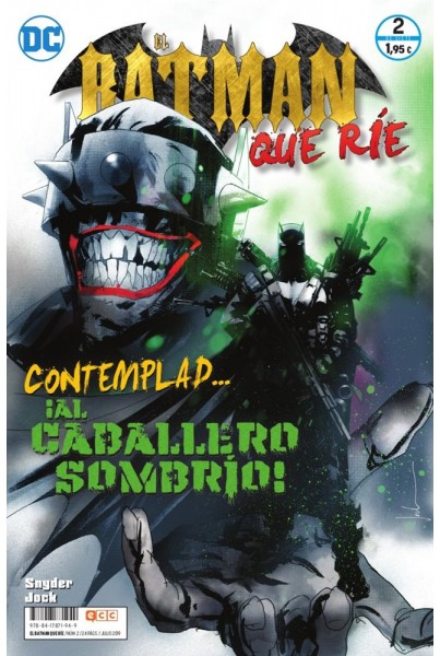 EL BATMAN QUE RÍE #02 (DE 7)