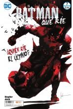 EL BATMAN QUE RÍE #07 (DE 8)