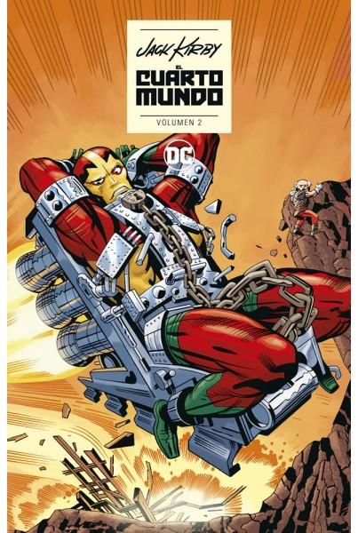 EL CUARTO MUNDO DE JACK KIRBY #02