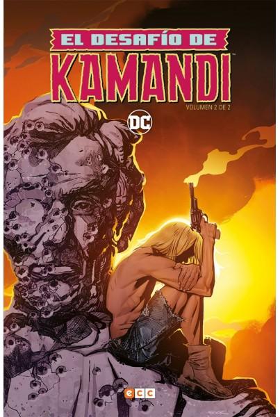 EL DESAFÍO DE KAMANDI #02 (DE 2)