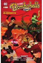 DC COMICS BOMBSHELLS #03: ALZAMIENTO