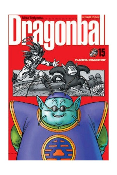 DRAGON BALL Nº15/34