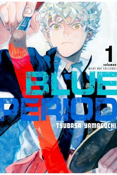 BLUE PERIOD #01