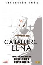 CABALLERO LUNA #04: BIENVENIDO A NUEVO EGIPTO