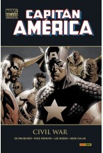 CAPITAN AMERICA 04: CIVIL WAR  (MARVEL DELUXE)