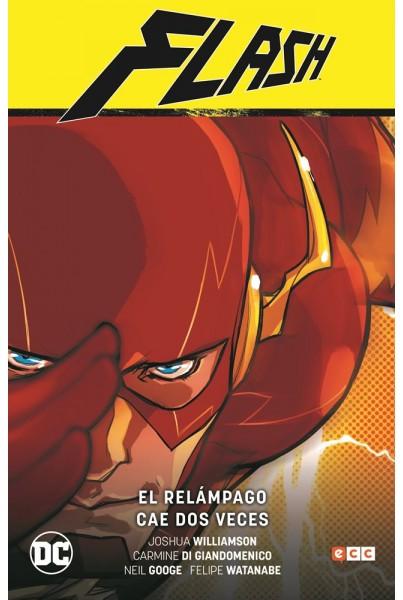FLASH #01: EL RELÁMPAGO CAE DOS VECES