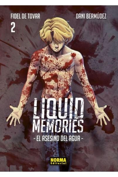 LIQUID MEMORIES #02 (DE 2)