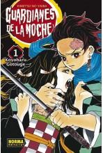 GUARDIANES DE LA NOCHE #01