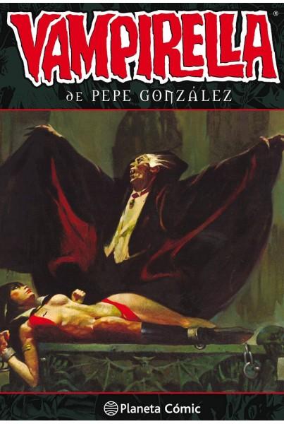 VAMPIRELLA DE PEPE GONZALEZ Nº03/03
