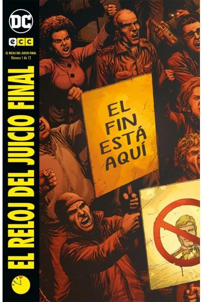 EL RELOJ DEL JUICIO FINAL #01 (DE 12)