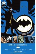 GRANDES AUTORES DE BATMAN: GREG RUCKA - BATMAN: NUEVA GOTHAM