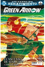 GREEN ARROW VOL.2 #07 (RENACIMIENTO)