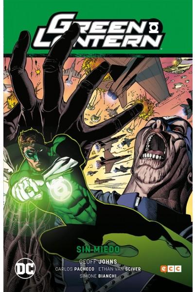 GREEN LANTERN #02: SIN MIEDO