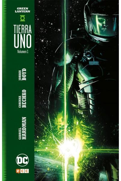 GREEN LANTERN: TIERRA UNO #01 (2ª EDICIÓN)