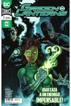 GREEN LANTERNS #07