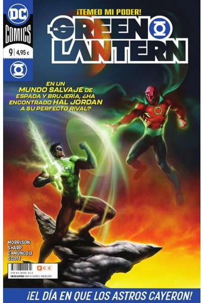 EL GREEN LANTERN 91/09