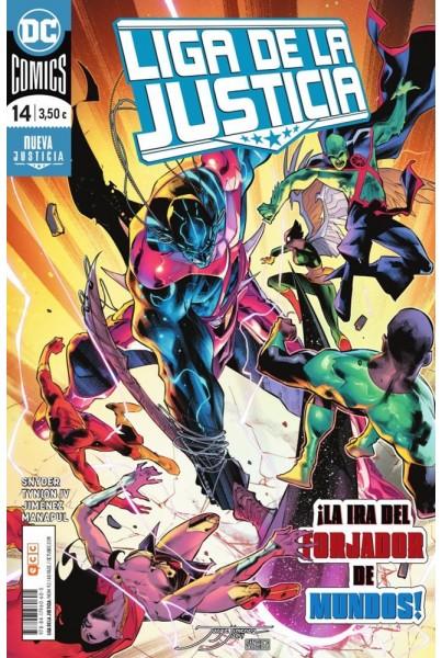 LIGA DE LA JUSTICIA 92/14