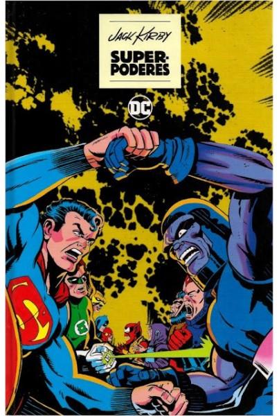 SUPERPODERES DE JACK KIRBY