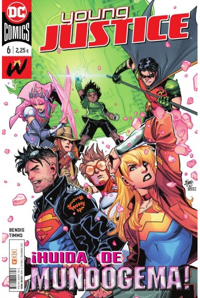 YOUNG JUSTICE #06