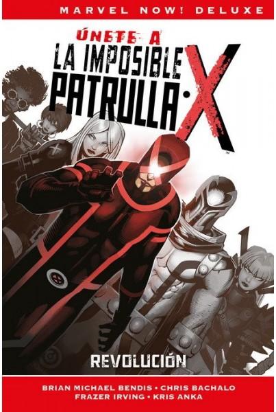 LA PATRULLA-X DE BRIAN M. BENDIS  02. REVOLUCION (
