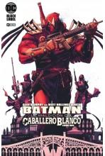 BATMAN: LA MALDICIÓN DEL CABALLERO BLANCO #02 (DE 8)
