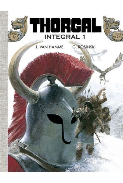 THORGAL INTEGRAL 01