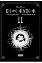 DEATH NOTE BLACK EDITION 02