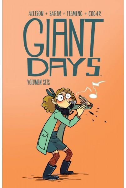 GIANT DAYS 06