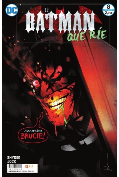 EL BATMAN QUE RÍE #08 (DE 8)