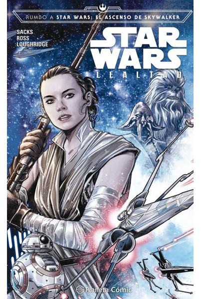 STAR WARS: LEALTAD (CÓMIC EPISODIO IX)
