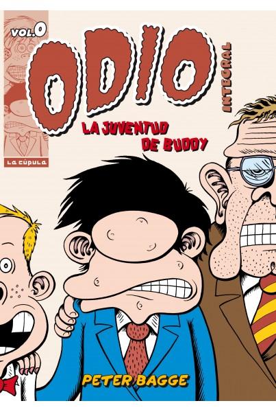 ODIO INTEGRAL #0: LA JUVENTUD DE BUDDY