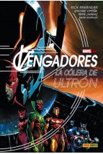 MARVEL GRAPHIC NOVEL. VENGADORES: LA CÓLERA DE ULTRÓN