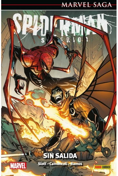 MARVEL SAGA EL ASOMBROSO SPIDERMAN #41: SPIDERMAN SUPERIOR - SIN SALIDA