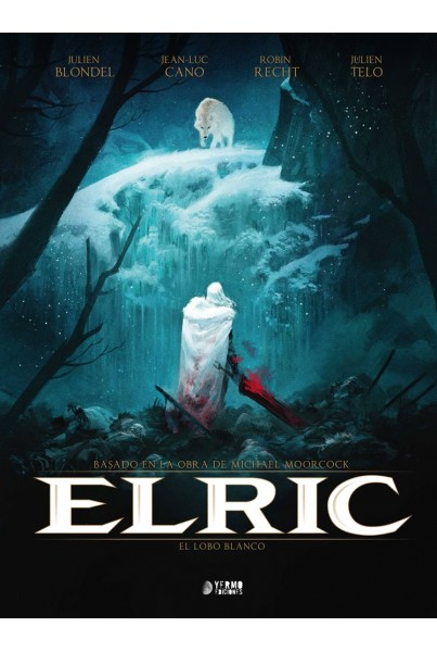 ELRIC 03: EL LOBO BLANCO