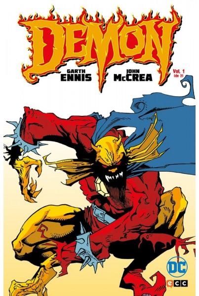 DEMON #01 (DE 2)
